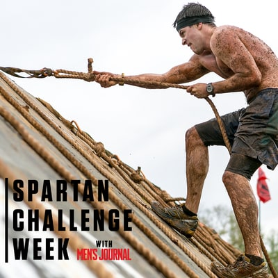Today's Spartan Challenge: Work Out This Morning