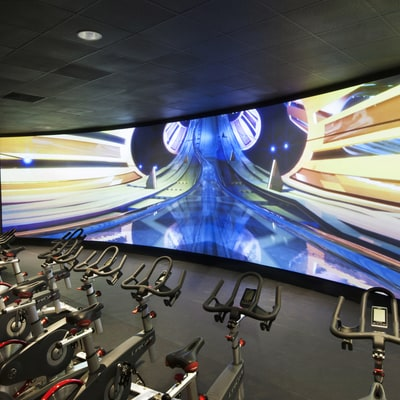 Indoor Cycling Grows Up