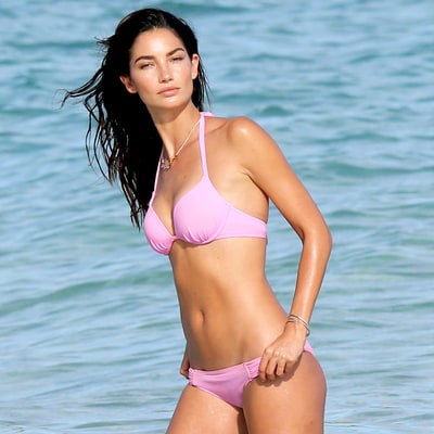 Lily Aldridge Shares Her Tips for Looking Bikini-Ready in Minutes