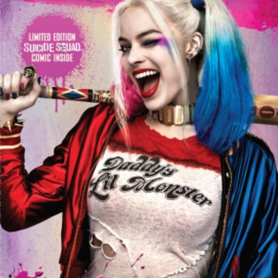 Die-Hard Fans Can Copy Margot Robbie's 'Suicide Squad' Look With New Hair Dye Kit