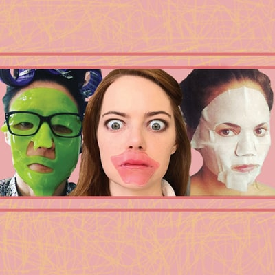 See Emma Stone, Kate Hudson, Jenna Dewan Tatum and More Stars in Beauty Masks