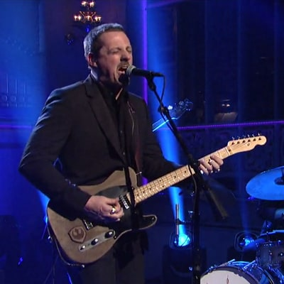 Watch Sturgill Simpson's Fiery 'SNL' Debut