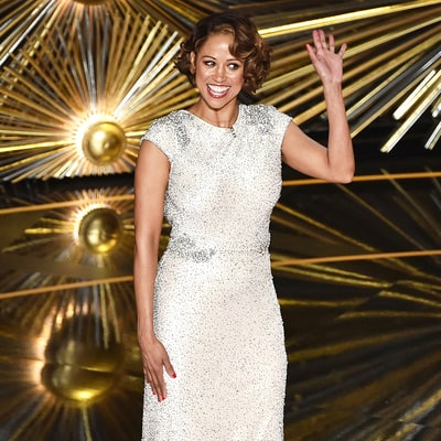 Stacey Dash's 'Happy Black History Month' Joke at Oscars 2016 Falls Flat: Watch