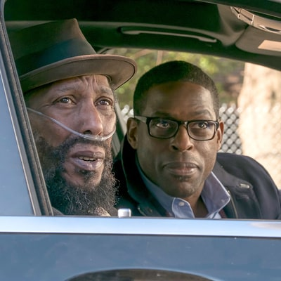 Sterling K. Brown Cries After Watching Latest 'This Is Us' Episode About Randall, William