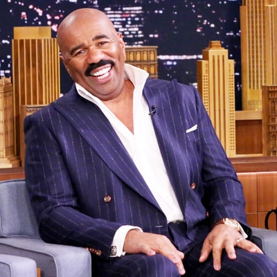 Steve Harvey Apologizes For Making Those Jokes About Asian Men After Backlash — Read His Statement