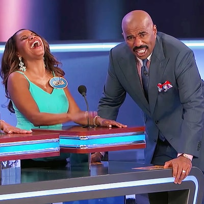 Is This the Worst 'Family Feud' Answer Ever? Watch Steve Harvey's Reaction