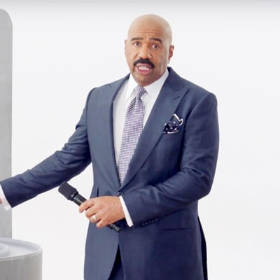 Steve Harvey Apologizes for Miss Universe Mishap Again in T-Mobile Super Bowl 50 Ad: Watch