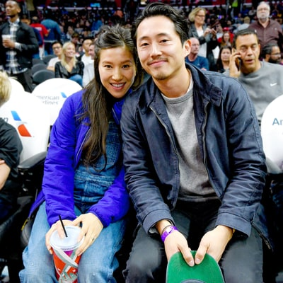 Is The Walking Dead's Steven Yeun's Wife, Joana Pak, Expecting Twins?