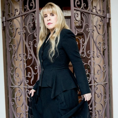 Stevie Nicks: 'My Heart Is With Hillary Clinton'