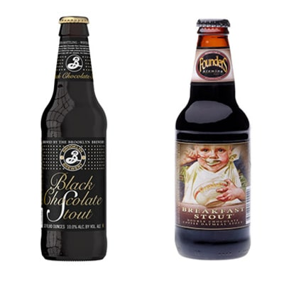 What's Your Favorite Fall Stout, Brooklyn Black Chocolate or Founders Breakfast Stout?