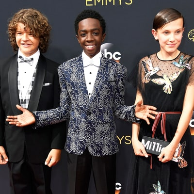 Six of the 'Stranger Things' Kids' Most Stylish Moments This Week