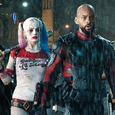 'Suicide Squad' Review: Will Smith, Margot Robbie Are 'Bold and Brash' in an Ultra-Flashy Comic Book Flick