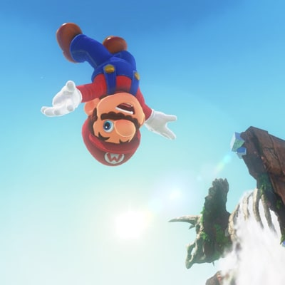 'Super Mario Odyssey': Hands-On With The Photo Mode, The Flipping Forks, The Hats