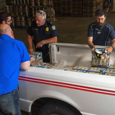 The Mystery of the 79,000-Bottle SweetWater Beer Heist