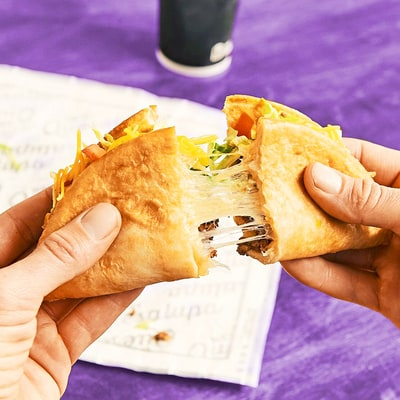 Everything You Need to Know About Taco Bell's New Quesalupa