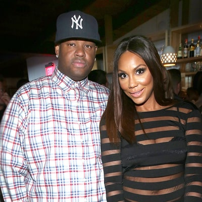Tamar Braxton Sings Mariah Carey Song to Husband Vince Herbert Amid Divorce Rumors