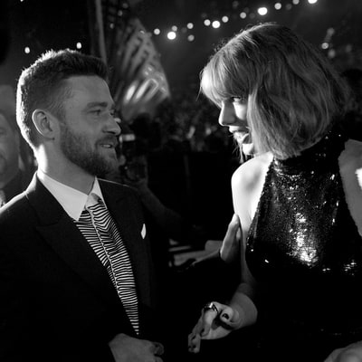 Taylor Swift, Justin Timberlake Have Mutual Lovefest in Post 2016 iHeartRadio Music Awards Instagrams