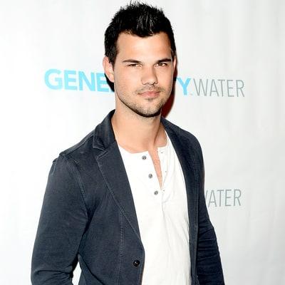, Taylor Lautner Still Has Ex Taylor Swift's Phone Number?! Taylor ...  Taylor Lautner