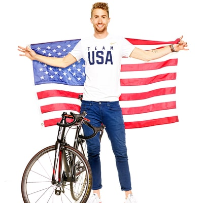 Olympic Cyclist Taylor Phinney Shares His Favorite Memory From the Beijing Games