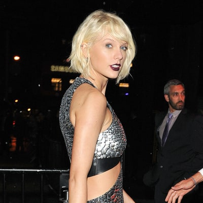 Met Gala 2016: Taylor Swift Needed Help Getting Into Her Afterparty Shoes