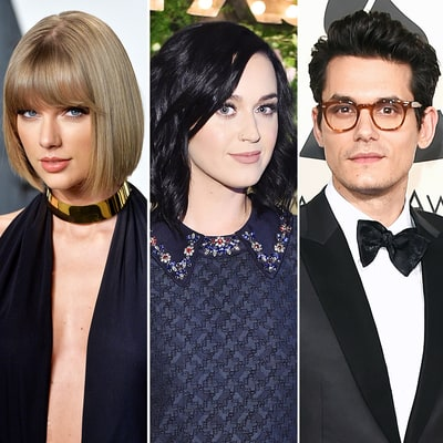 Taylor Swift, Katy Perry and John Mayer All Attended Drake's Birthday Bash, and No Blood Was Spilled (We Think)