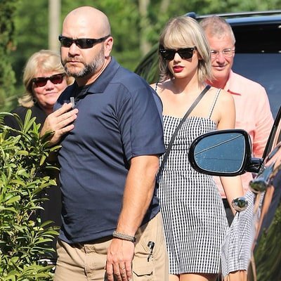 Tom Hiddleston Meets Taylor Swift's Parents Ahead of Romantic English Getaway