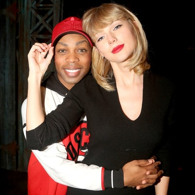 Taylor Swift and Todrick Hall Have a Disney Sing-Along, Perform 'Part of Your World'