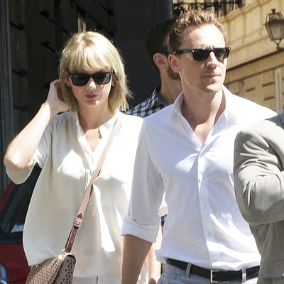 Taylor Swift and Tom Hiddleston Take Their International PDA Tour to the Vatican