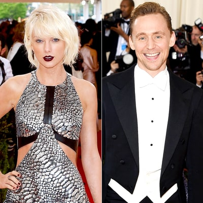 Taylor Swift, Tom Hiddleston Had an Incredible Dance-Off at the Met Gala 2016: Watch