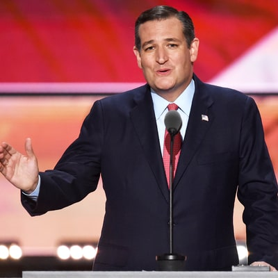 Ted Cruz Booed Off Stage After Withholding an Endorsement of Donald Trump During Republican National Convention Speech