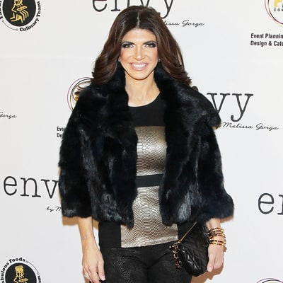 Teresa Giudice's 44-Day House Arrest Is Over: Read Her Tweet!