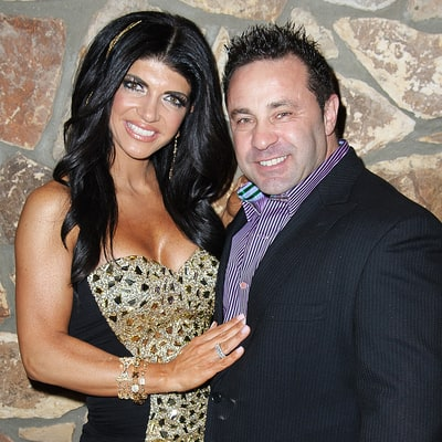 Teresa Giudice: 'I Definitely Made Out' With Husband Joe in Prison