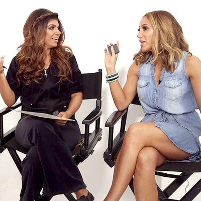 Teresa Giudice and Melissa Gorga Play 'How Well Do You Know Your Sister-in-Law?'