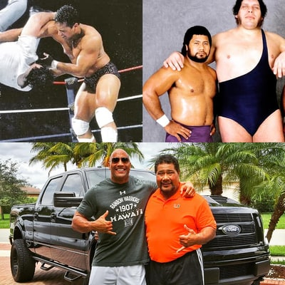 The Rock Gifted His Uncle Tonga With a Wonderful Christmas Present