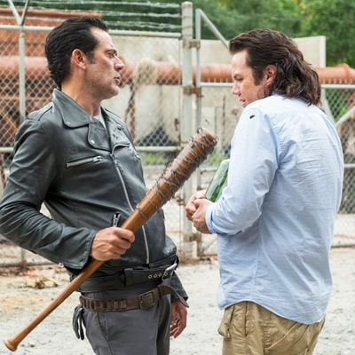 'The Walking Dead' Recap: Revenge of the Nerd
