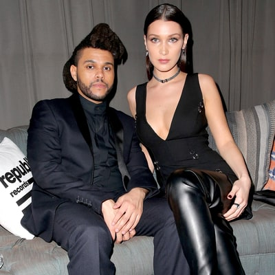 Bella Hadid Watches Ex The Weeknd Perform Amid Selena Gomez Drama