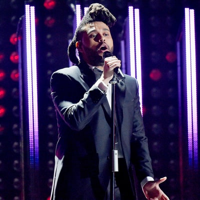 The Weeknd Earns a Standing Ovation for Soulful Grammys 2016 Performance