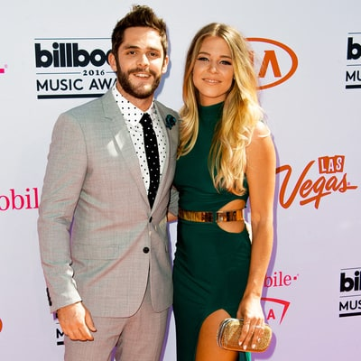 Thomas Rhett and Wife Lauren Gregory Akins Reveal Gender of Baby-to-Be