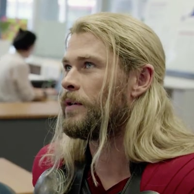 Watch Thor Explain 'Civil War' Absence in Hilarious Short