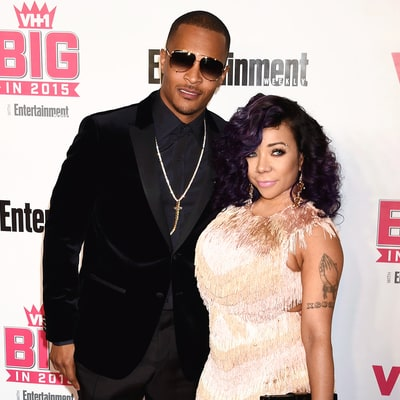 T.I. and Tiny Reveal They're Expecting a Baby in Cute Instagram Video