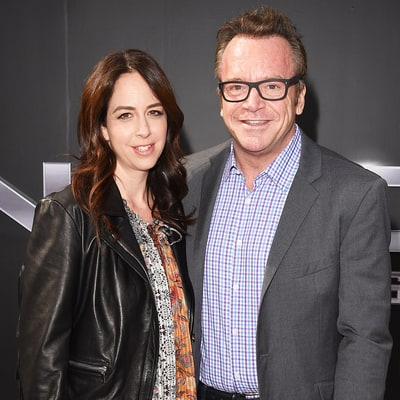 Tom Arnold, Wife Ashley Welcome Second Child — a Daughter!