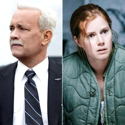Oscars Website Mistakenly Lists Amy Adams, Tom Hanks as Nominees