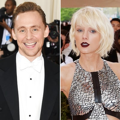 Tom Hiddleston Explains How That Met Gala Dance-Off With Taylor Swift Happened