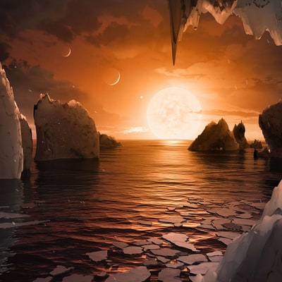 TRAPPIST-1 Planets Discovery Explained: What Are Exoplanets, and Is There Life?