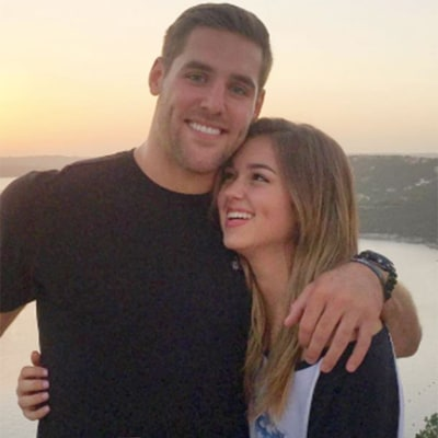 Who is ames from the bachelorette dating now-in-Opotiki