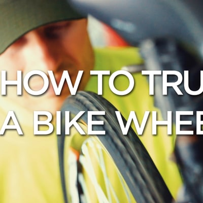 How to True Your Bike's Wheels at Home