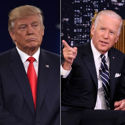 Joe Biden on Donald Trump: 'I Wish I Could Take Him Behind the Gym'