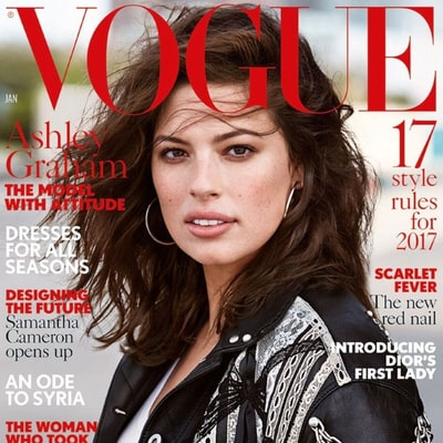 Some Designers Refused to Lend Clothes for Ashley Graham's 'Vogue' Cover
