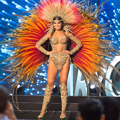 15 Most Elaborate National Costumes From the Miss Universe 2017 Pageant