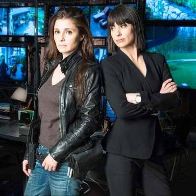 'UnREAL' Stars Constance Zimmer and Shiri Appleby, Co-Creator Talk Season 2's Black Suitor: It Gets 'Uncomfortable'